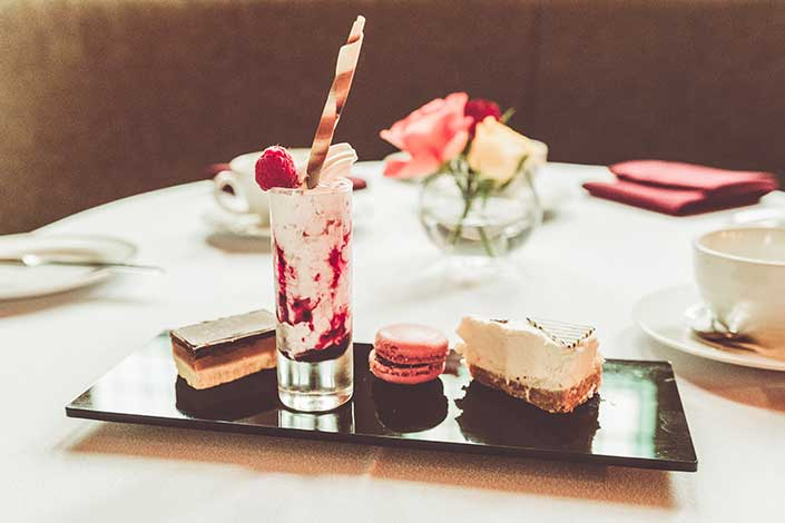 Restaurant Voucher Ideas - Afternoon Tea