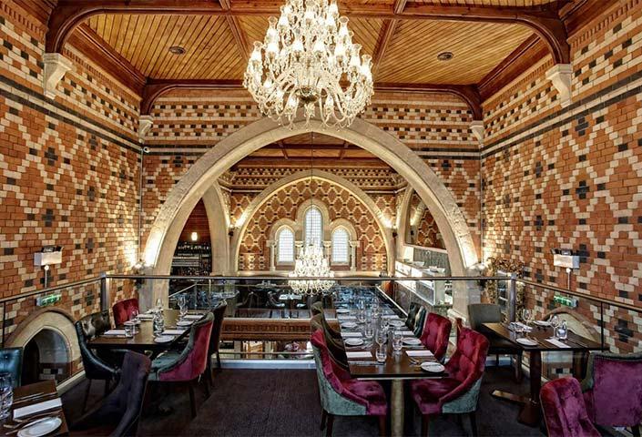 Chapel 1877 Award Winning Restaurant