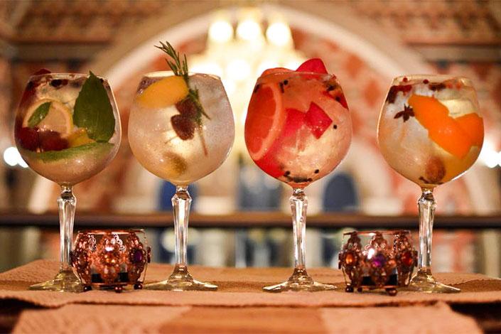 Restaurant Voucher Ideas - Gin Tasting